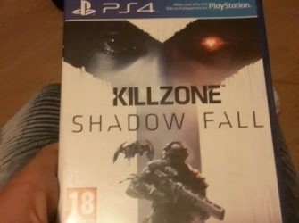 Kilzone shadow fall ps4