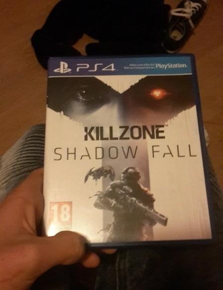 Kilzone shadow fall ps4