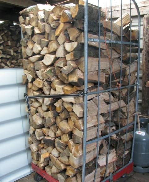 eikenhout 2 jaar gedroogd