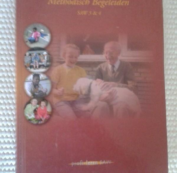 SAW (sociaal agogisch werk) boeken niv. 3 & 4