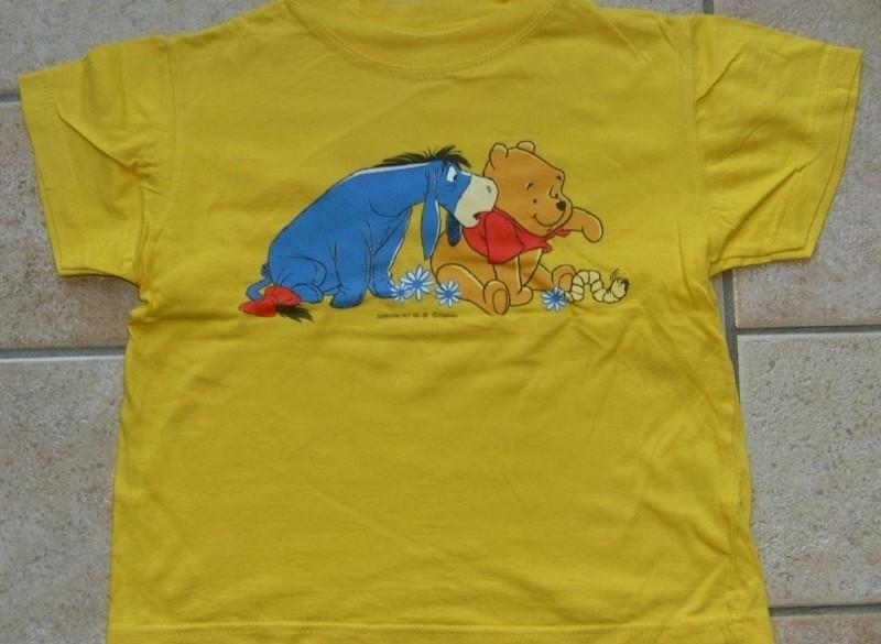T-shirt Winnie the Poeh maat 110