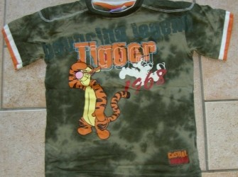 T-shirt Teigetje maat 104-110