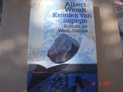Kroniek van Sapepe / Albert Wendt / roman uit West-Samoa