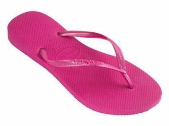 NIEUW! Havaianas slippers Slim mt 41/42 in roze
