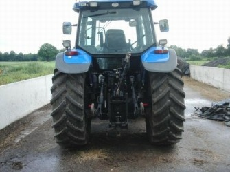 New Holland TM120 4WD TRACTOR