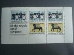 1975,cat nr 1083 , blok / vel kinder postzegel , postfris