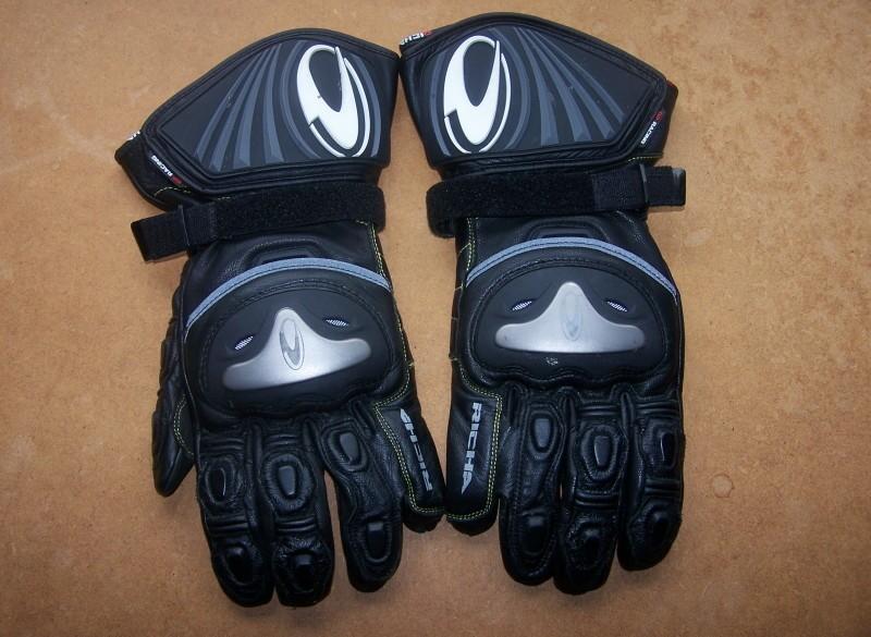 Richa motor handschoenen