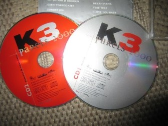 2 K3 CD's Parels 2000.