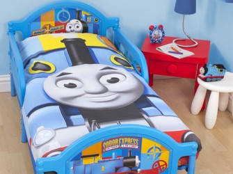 Thomas de Trein POWER Kinderbed | Peuterbed