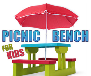 Picknicktafel Kids