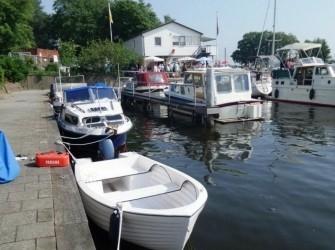 Noorse Jol Sloepje Bootje tegen vergoeding in Bruikleen