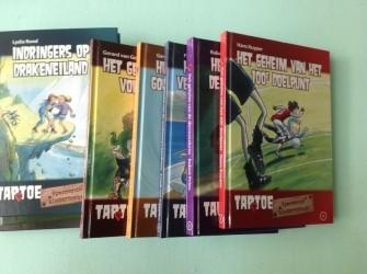 Kinderboeken serie TAPTOE