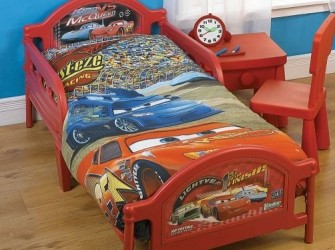 Disney Cars Kinderbed | Peuterbed