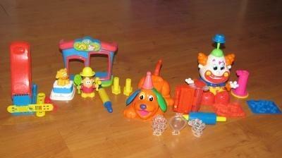 Play Doh vormen