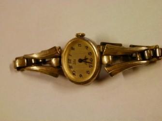Zilveren horloge Pandjeshuis Harlingen