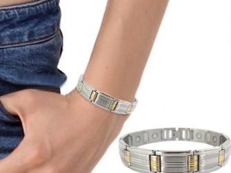 Magneet armband helpt voor u gezondheid