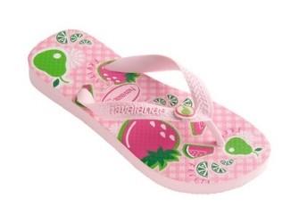 Havaianas slippers Kids Tutti-Frutti mt 29/30 roze
