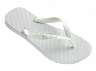 NIEUW! Havaianas slippers Top mt 31/32 in wit