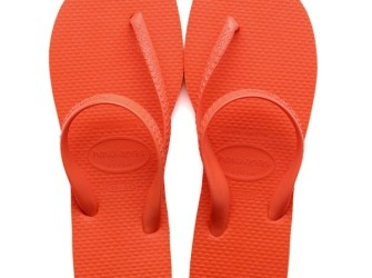 Havaianas slippers Flash Way mt 33/34 in oranje
