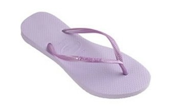 NIEUW! Havaianas slippers Kids Slim mt 33/34 lila