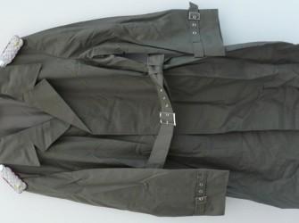 Overjas, Uniform, Officier, NVA Artillerie, Maat: 48M, 1988…