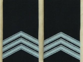 Rang Onderscheiding, DT, Sergeant, KLu, jaren'80.(1)
