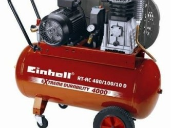 Einhell rt-ac 480-100/10 superkwalteitscompressoren!!