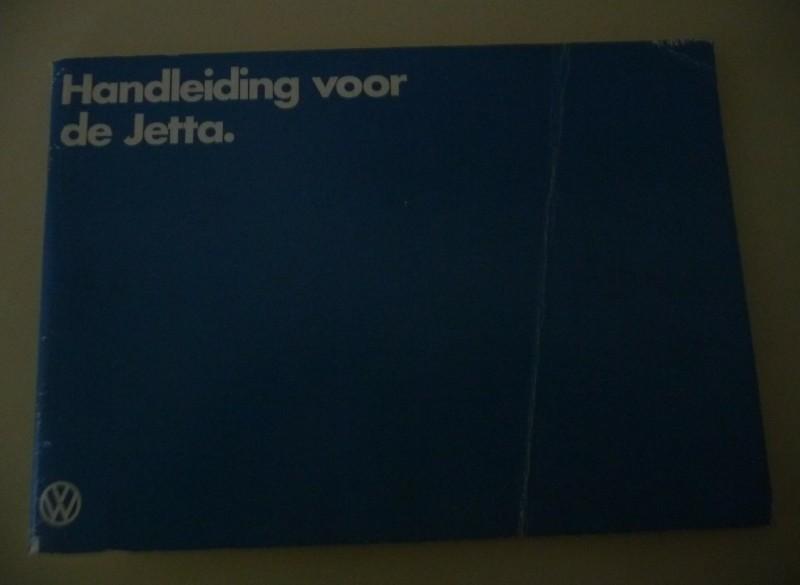 Handleiding VW Jetta.   1980