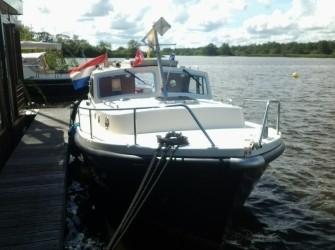ONJ Jachtwerf Loodsboot