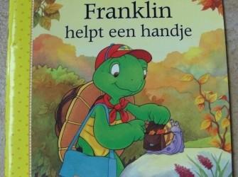Boek - Franklin helpt een handje